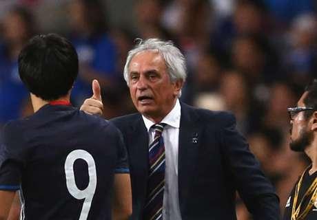 """なぜ日本代表は主導権を""""握らなかった""""のか?UAE戦で見えたハリルサッカーの真髄"""