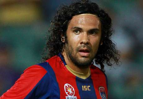 Topor-Stanley joins Newcastle Jets