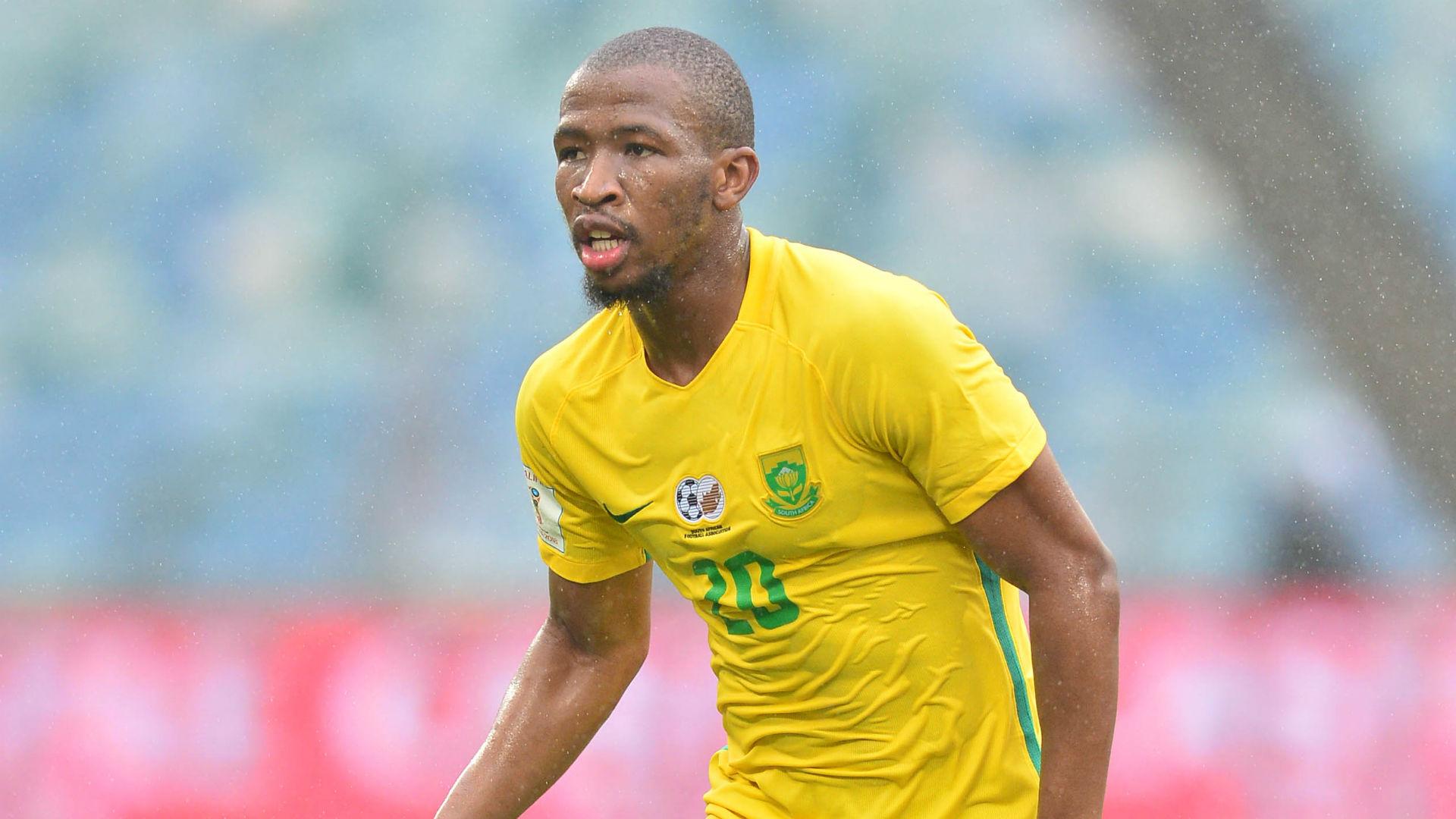 Baxter announces Bafana Bafana squad to face Nigeria