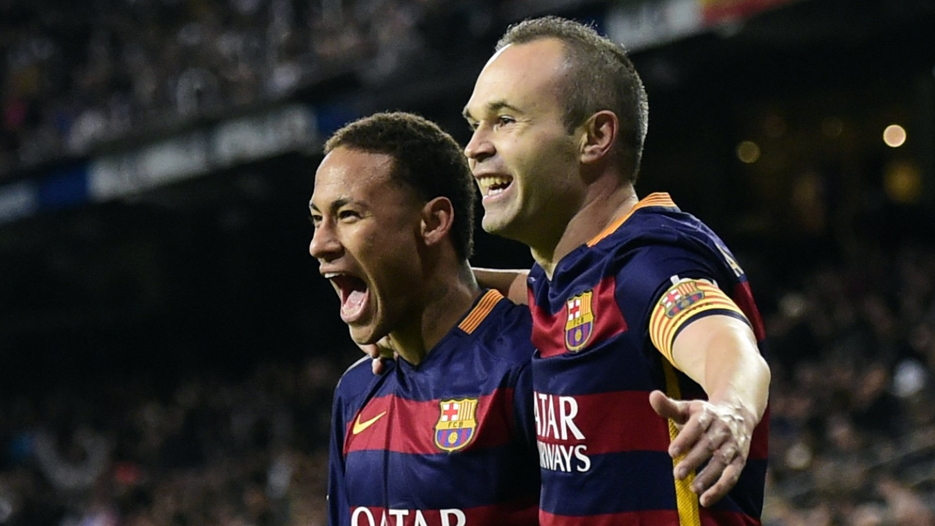 Neymar wouldn't fit in Barca team, Mourinho would be 'complicated' - Iniesta questions transfer rumours