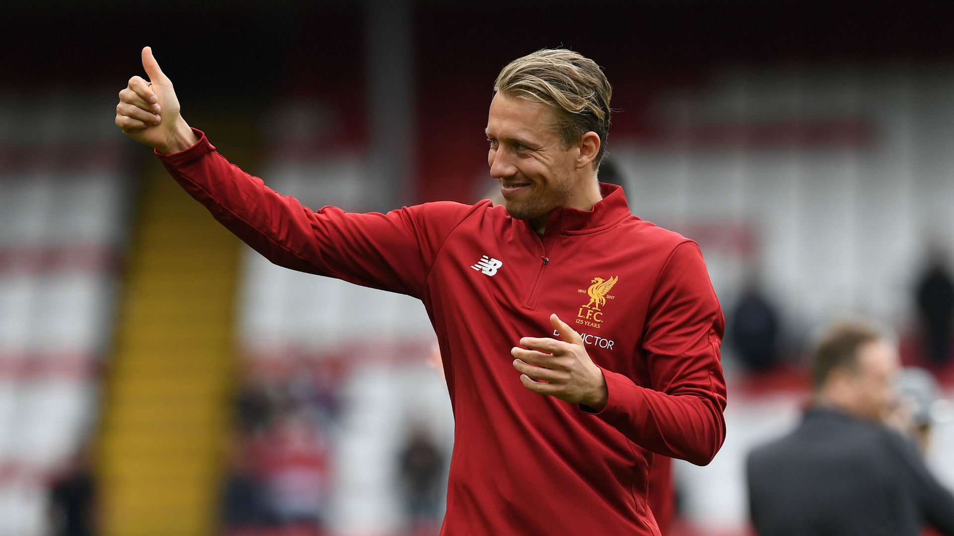 Lucas leaves Liverpool for Lazio 'to play more games'