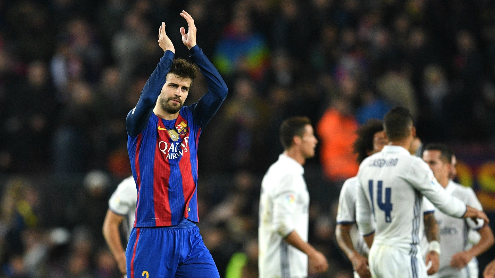 Piqué attacca il Real Madrid, che pensa ad un'azione legale