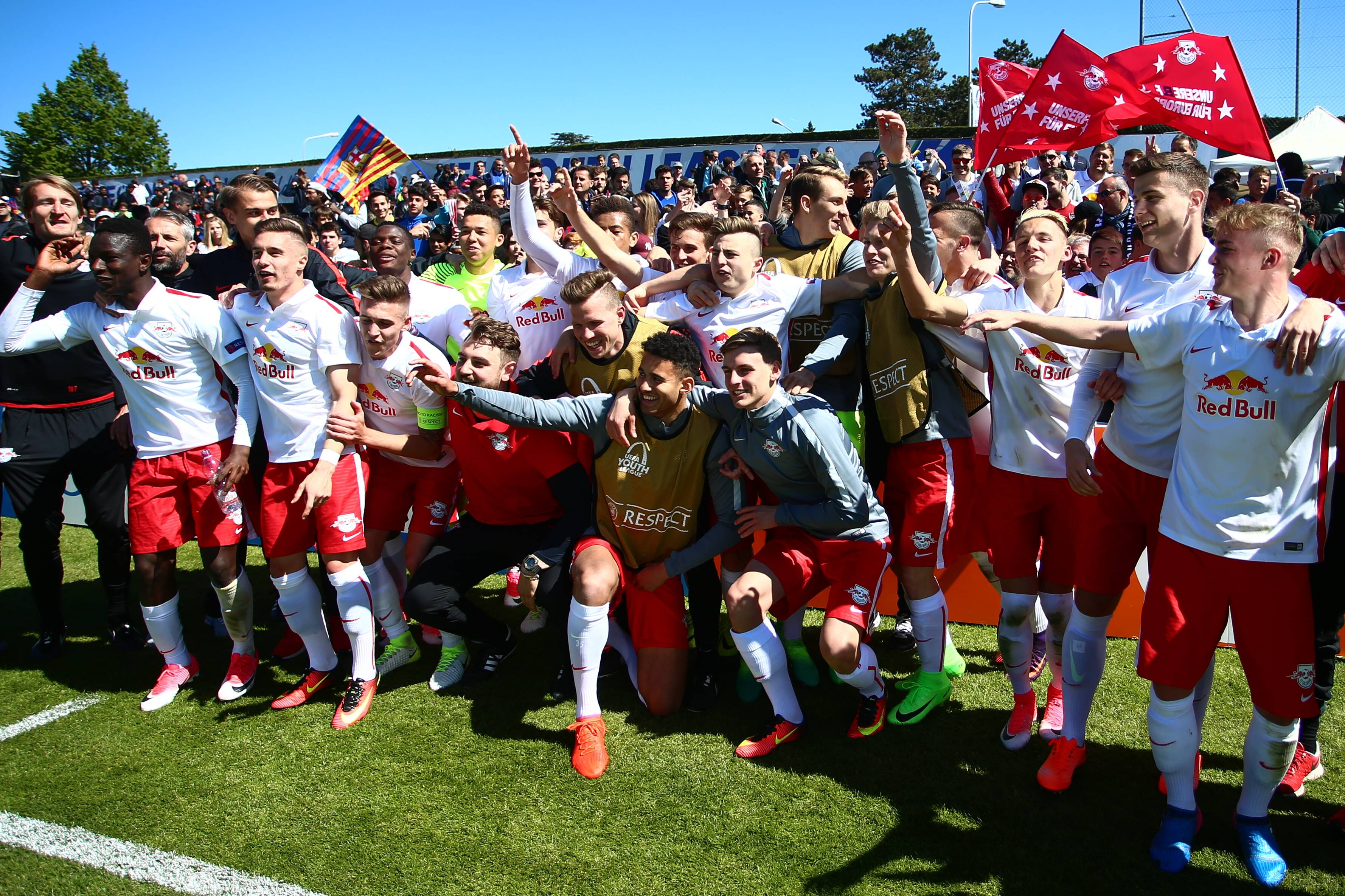 ONLY GERMANY // RB Salzburg U19