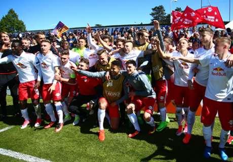 Das Salzburger Youth-League-Märchen