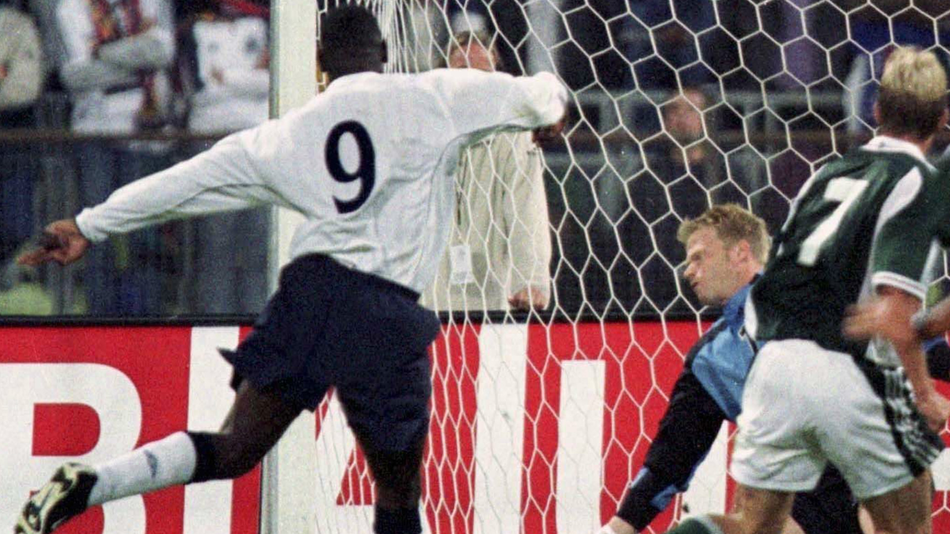 Emile Heskey England Germany