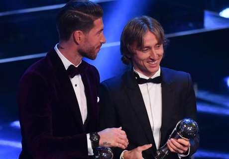 Messi escolheu Suárez, CR7 escolheu Modric - quem votou em quem no The Best