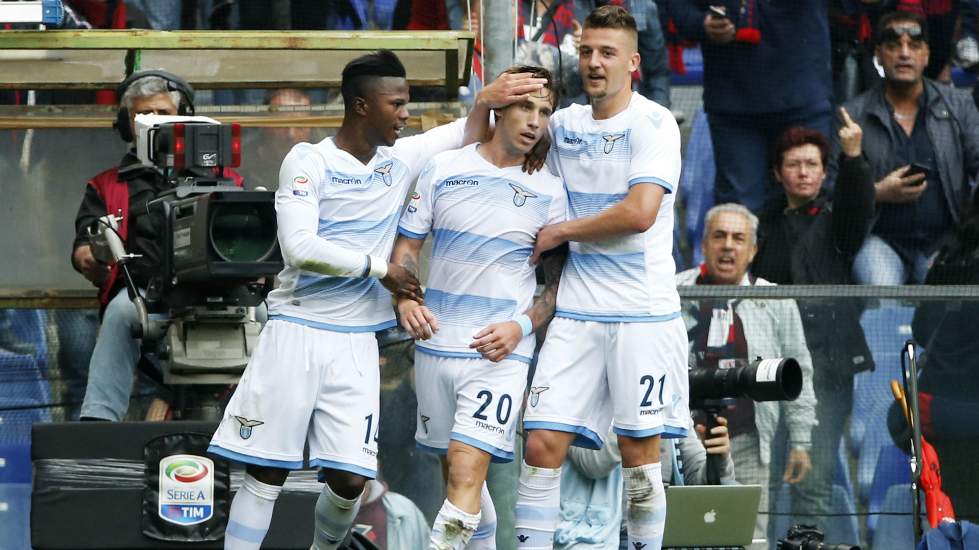 Finale Coppa Italia la Lazio spinge per l'utilizzo della VAR
