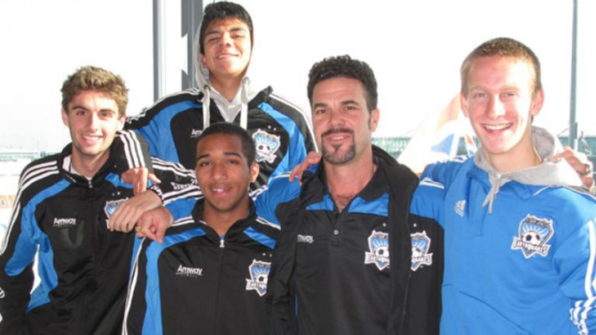 Nick Lima San Jose Earthquakes Academy Tottenham