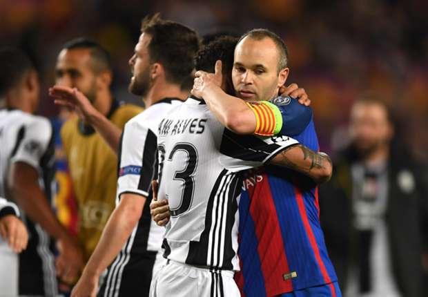 رجل رائع - رجل مخيب   برشلونة - يوفنتوس -