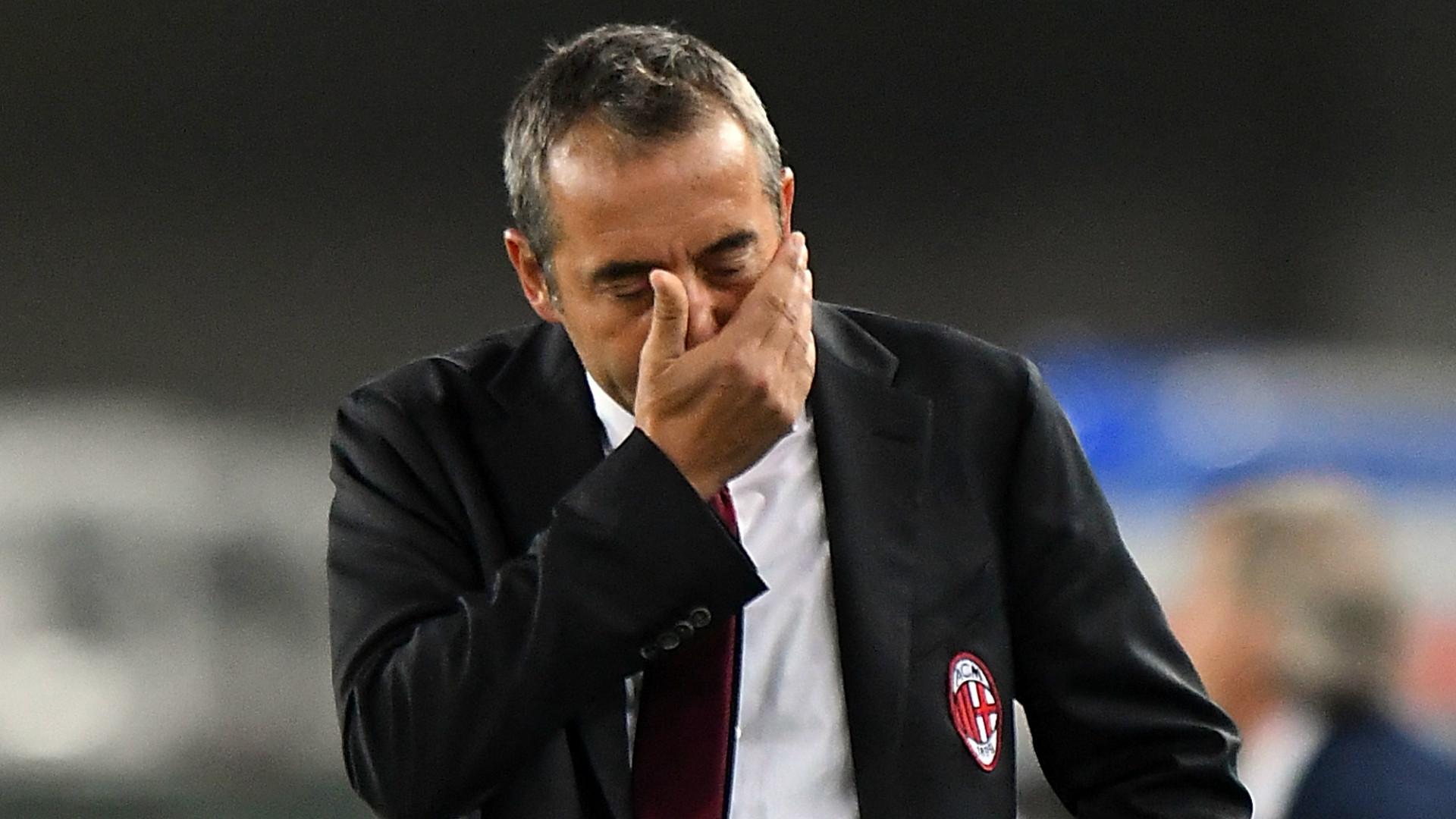 OFFICIEL - Milan se sépare de Marco Giampaolo