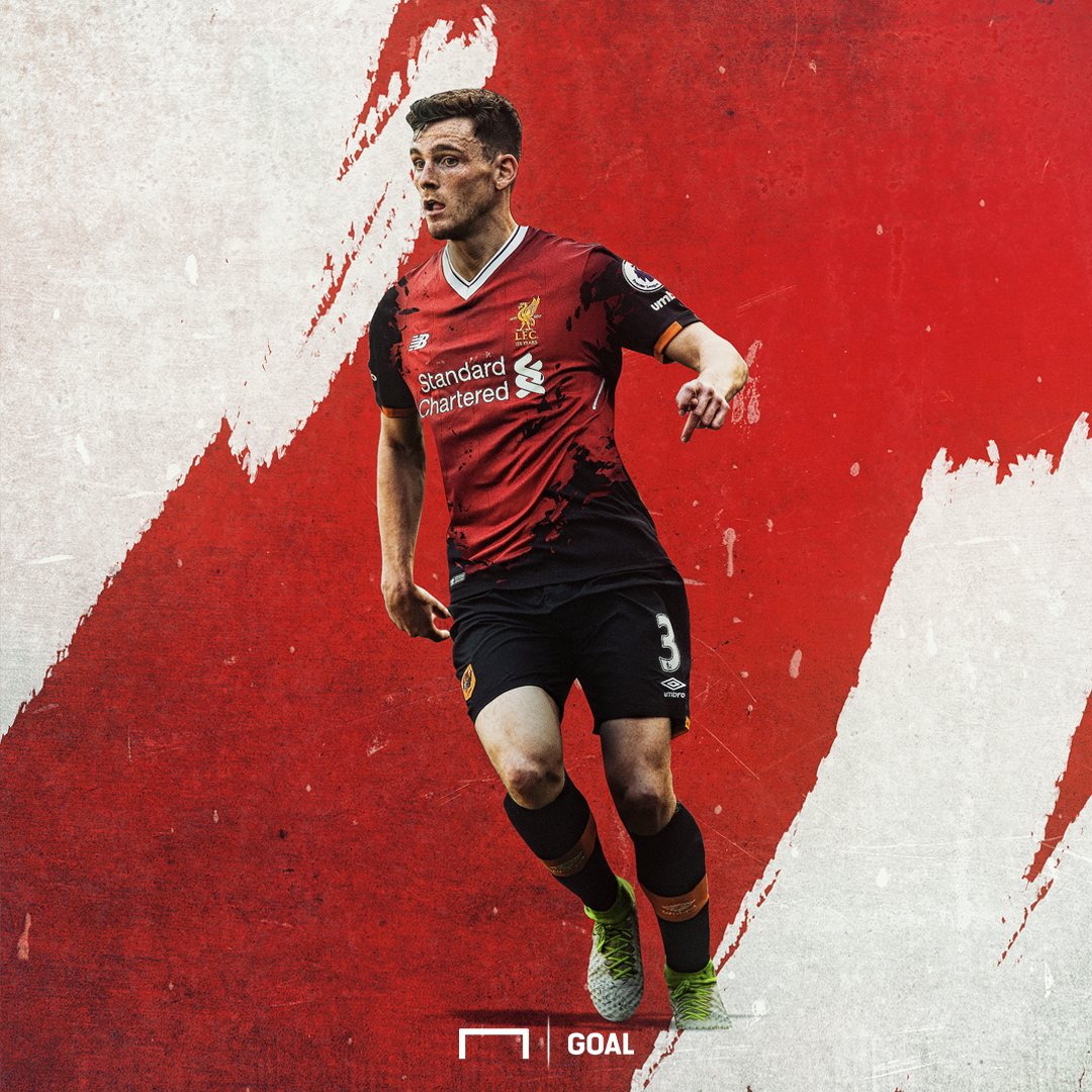 EMBED ONLY Andrew Robertson Liverpool GFX