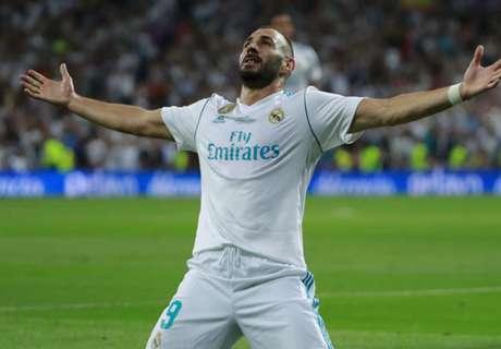 Benzema sostiene la teoría de Zidane