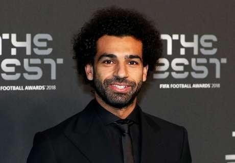 Salah beats Ronaldo & Bale to Puskas Award