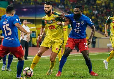 All the reactions from runners-up, Kedah