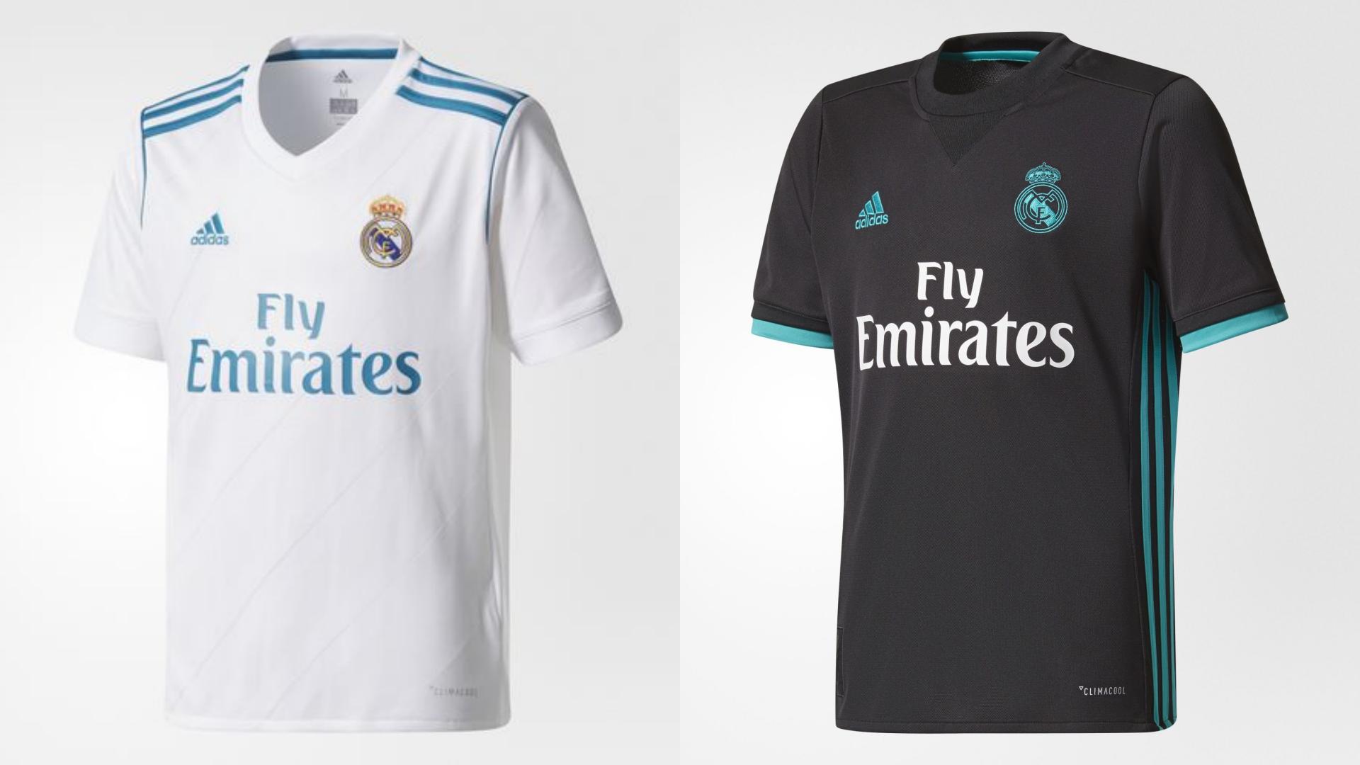 ¿Cuánto cuestan las nuevas camisetas del Real Madrid?