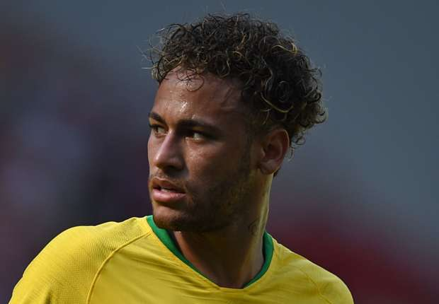 Video: Neymar's Brazil touch down in Sochi