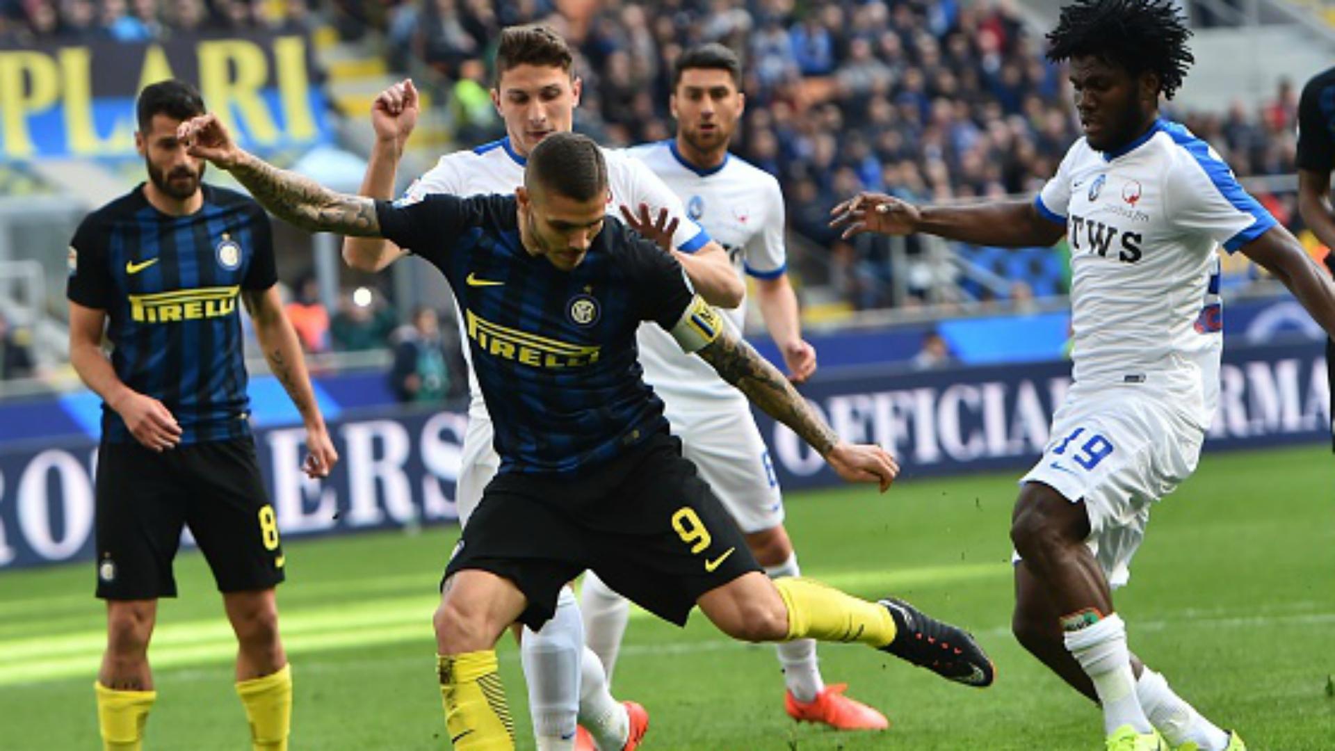 L'Inter cartonne, Naples avec la manière