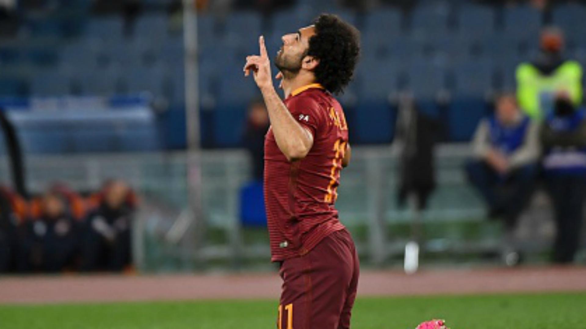 Mohamed Salah Roma Torino Serie A - Goal.com