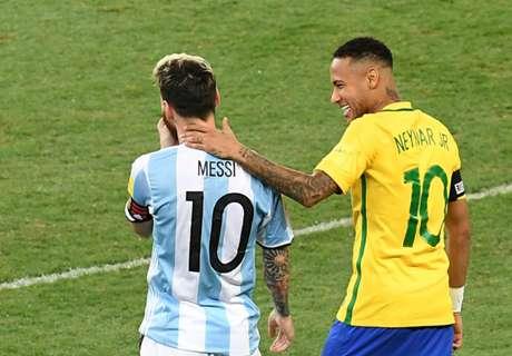 Neymar, Messi et les grandes stars absentes de la Coupe des confédérations