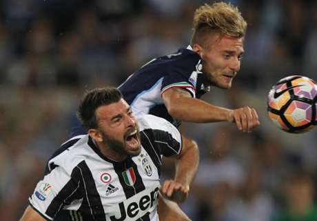 Barzagli y croit face au Real