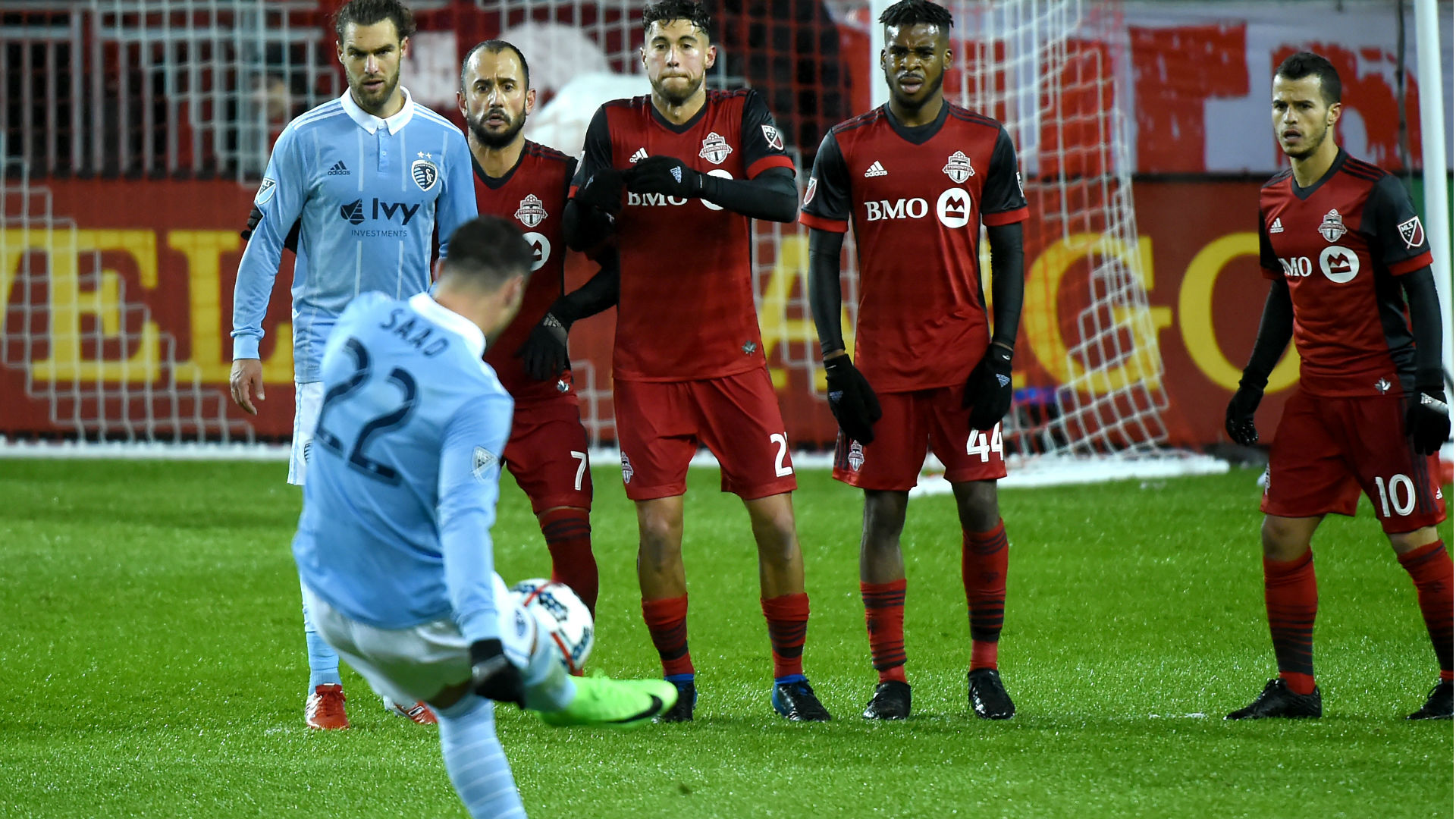 Toronto FC vs. Sporting Kansas City