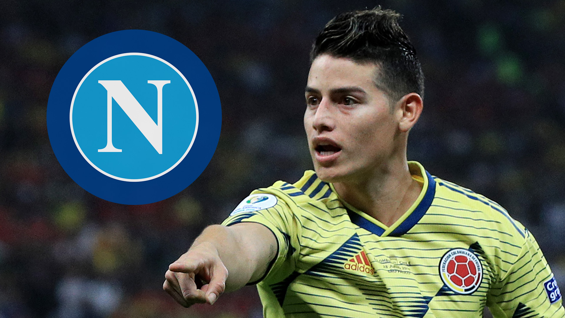 Mercato - De Laurentiis pense que le Real Madrid et Naples doivent faire des sacrifices pour James