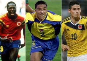 A propósito de la celebración de la Fiesta Patria, te traemos este especial con los momentos más inolvidables de la Selección Colombia en su historia.
