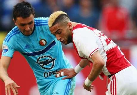 Ziyech is Ajax's biggest inspiration