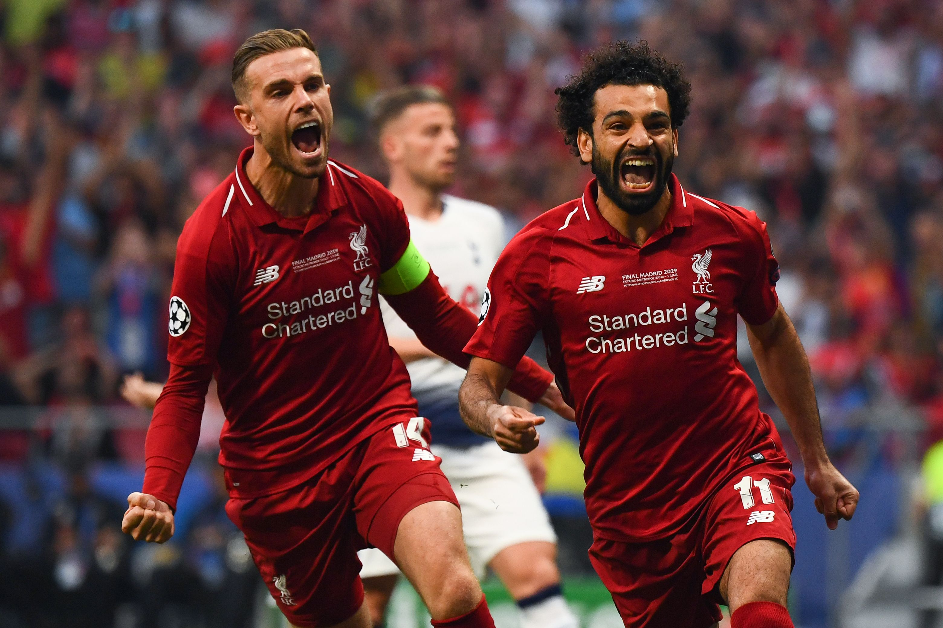 Ligue des champions - Salah et Liverpool nouveaux rois d'Europe (2-0)
