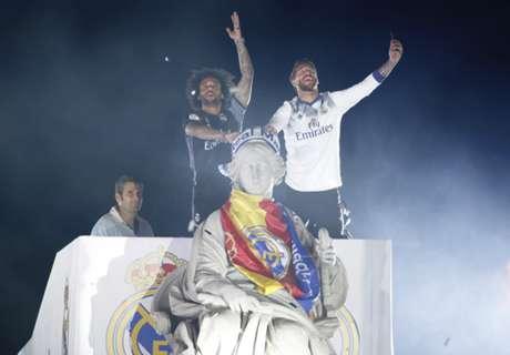 [영상] 레알 우승! 현지 레알-바르샤 팬들의 표정?