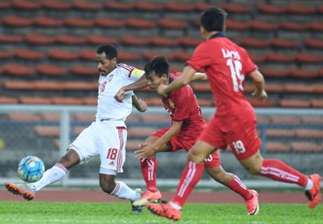 UAE 4-0 Laos: Bauza wins on debut