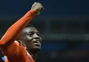 Benjamin Moukandjo has scored six goals in his last seven Ligue 1 games as he's breathed life into Lorient's battle against relegation, firing them up to 16th. He's scored 13 goals in the top flight this season, equalling his best tally in a single cam...