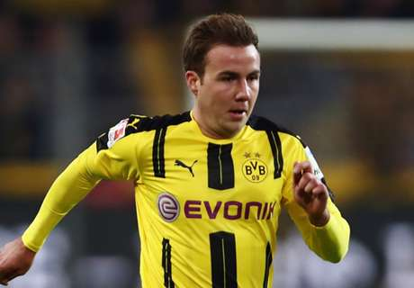More injury woe for Gotze