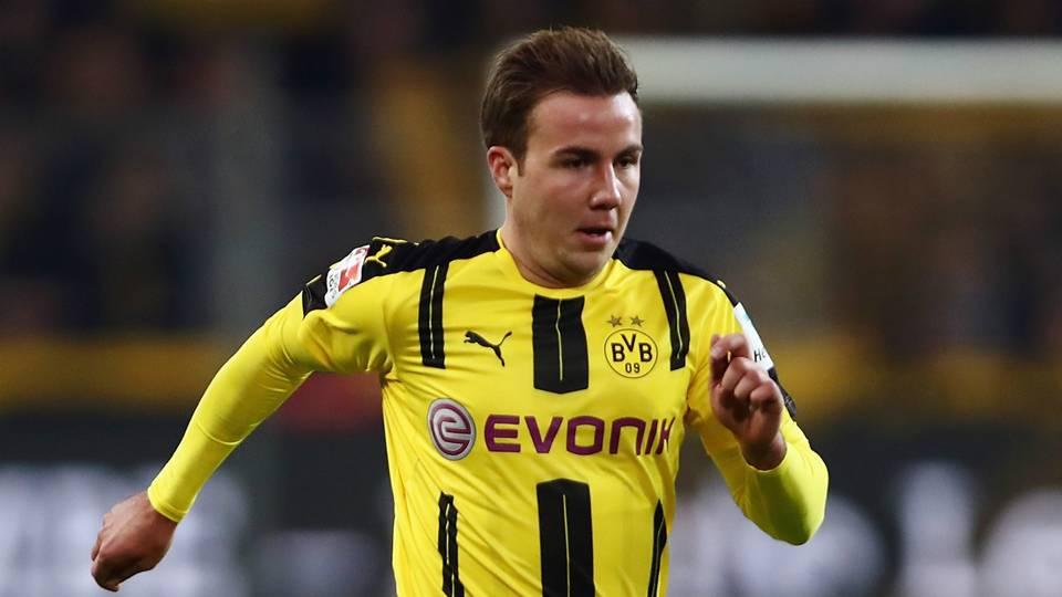 best service ed2fa 0eb1e Gotze posts Instagram photo hinting at Dortmund return ...