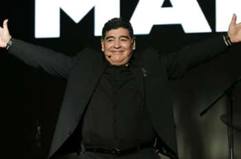 Maradona congratulates former club Argentinos Juniors on promotion