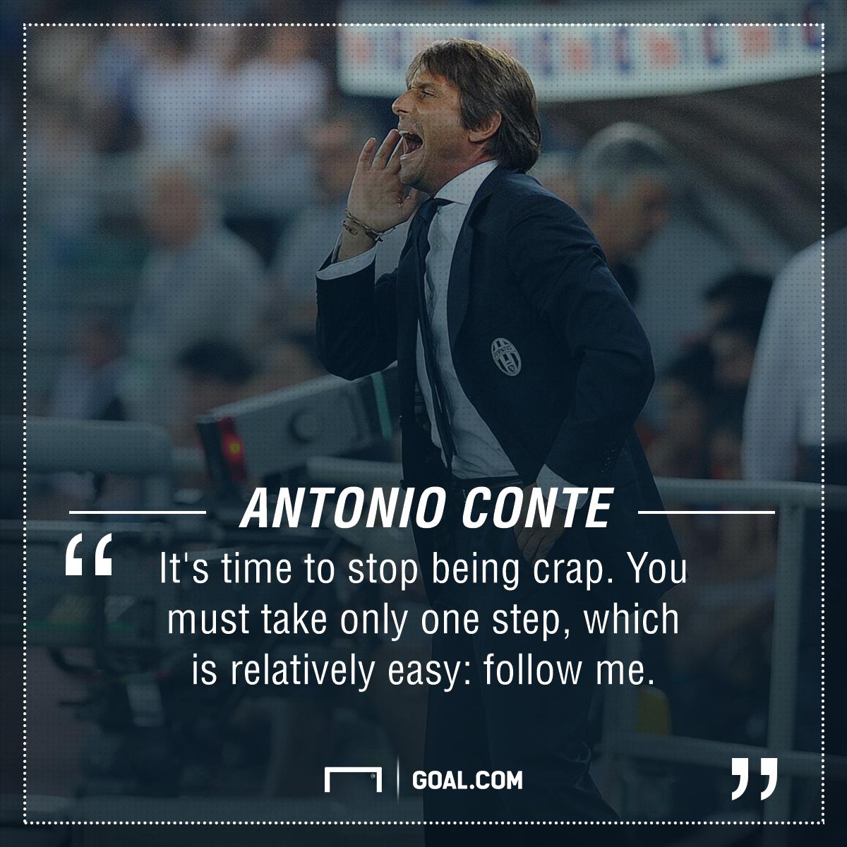 Antonio Conte Juventus PS