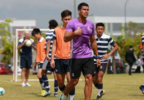 Real Madrid Foundation Clinics in Malaysia