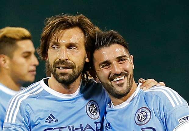 Andrea Pirlo Takjub Lihat Gol Jarak Jauh David Villa
