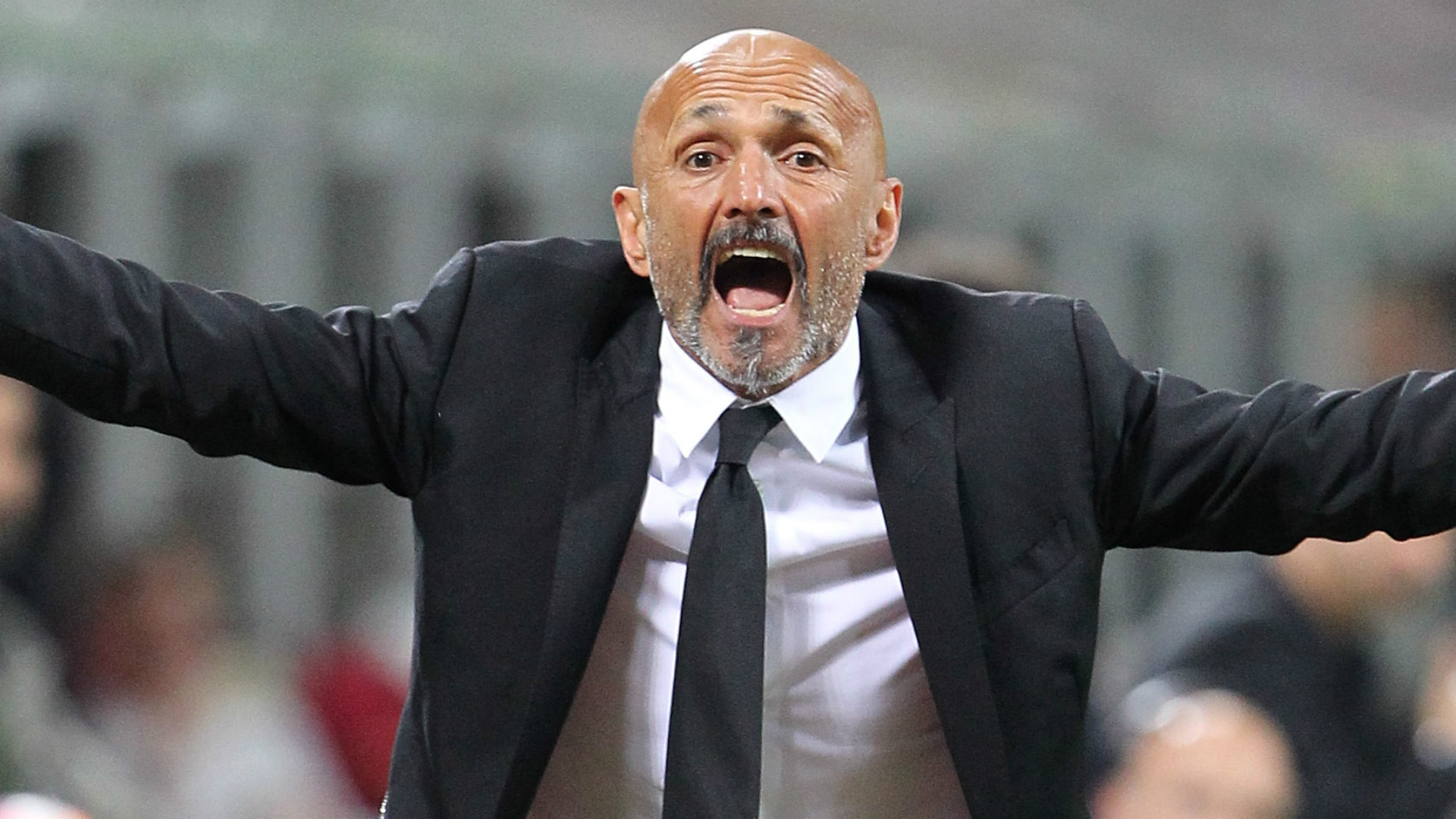 Luciano Spalletti leaves Roma