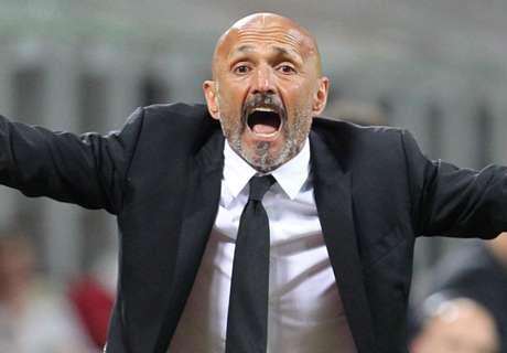 Spalletti leaves Roma