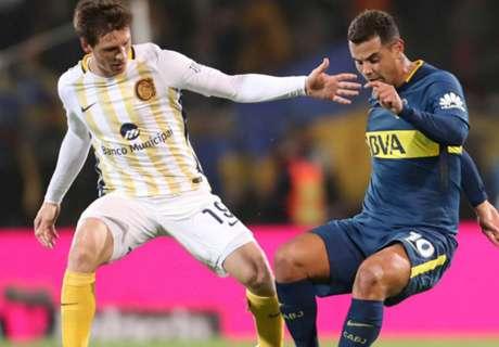 Superliga argentina: días, horarios, árbitros y TV de la fecha 10