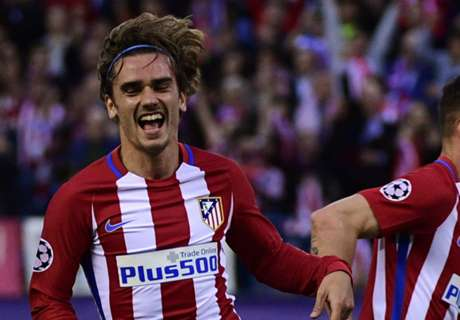 Griezmann going nowhere - Atletico