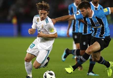 Klub-WM: Modric ist bester Spieler
