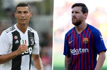Tevez reveals the one key difference between Ronaldo and Messi
