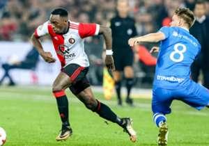 Ridgeciano Haps | Feyenoord | 16 gewonnen duels, 11 balveroveringen | Zestien gewonnen duels is een gedeeld record voor een speler in een Eredivisieduel dit seizoen.