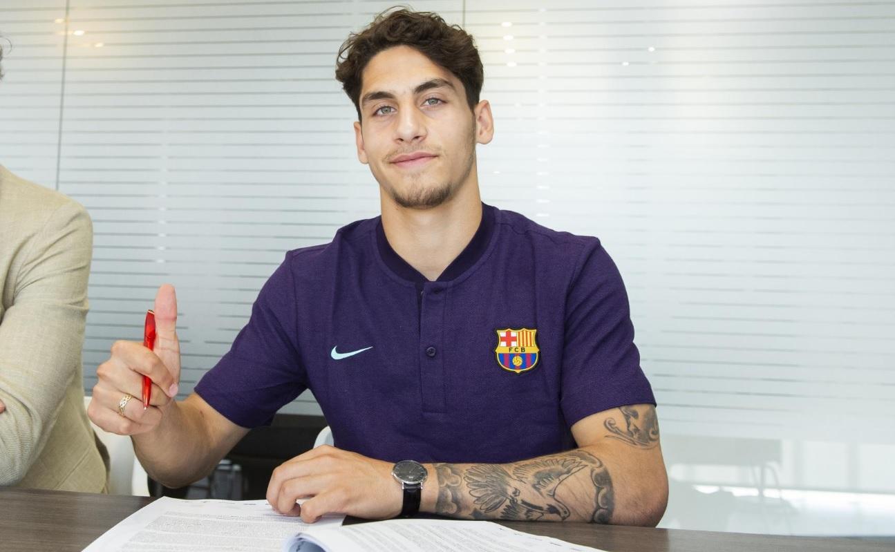 Officiel - Le FC Barcelone recrute Ludovit Reis, un jeune milieu de terrain néerlandais