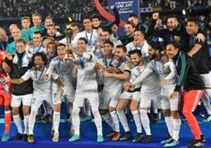 Luka Modrić i Mateo Kovačić su s Realom obranili naslov na Svjetskom klupskom prvenstvu. Oni su prošle godine postali deveti i deseti Hrvati koji su osvojili ovaj vrijedan trofej u svojoj karijeri, a sada su postali prvi koji su ga osvojili - dva puta!...