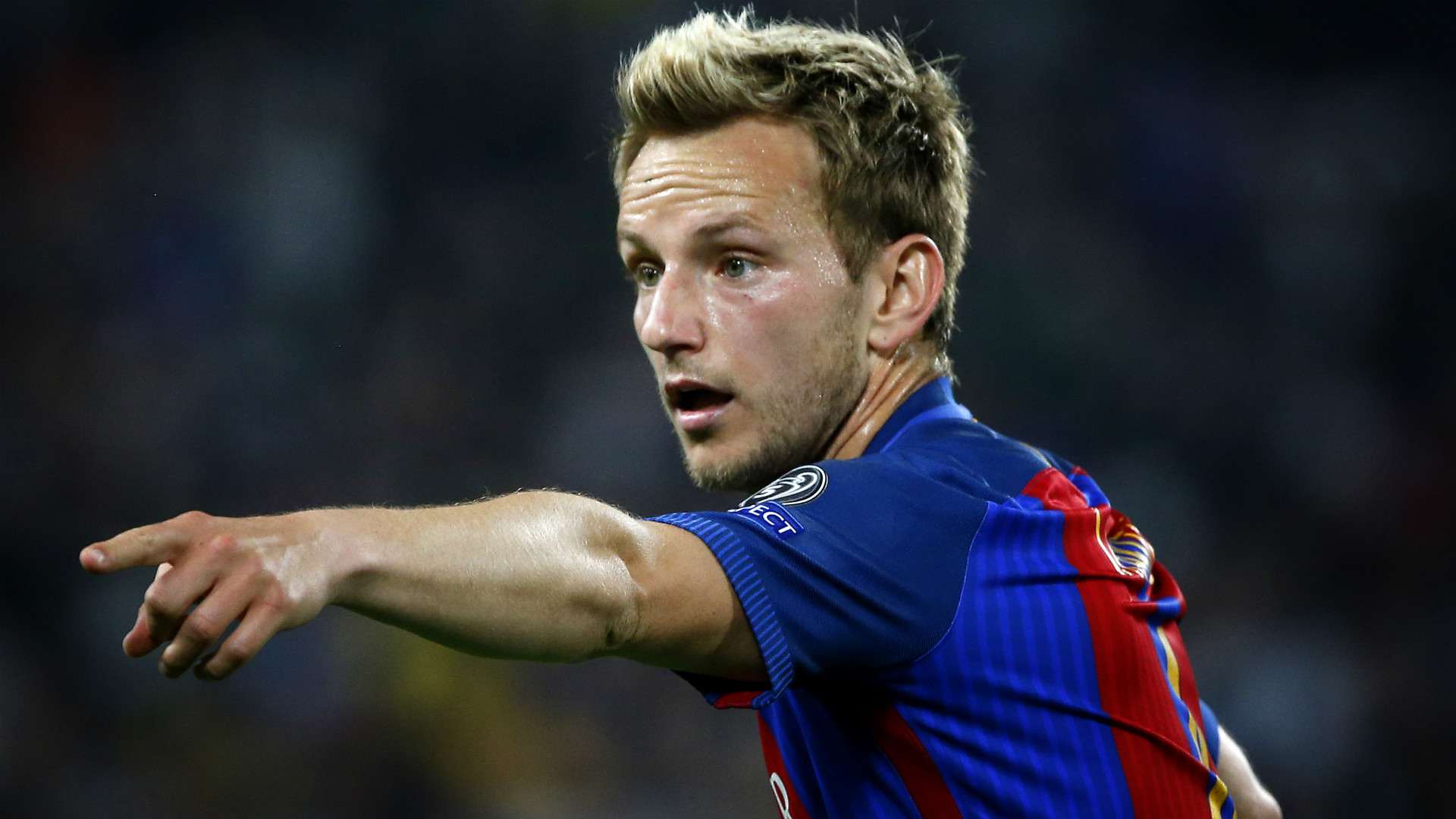 Ivan Rakitic Barcelona Champions League