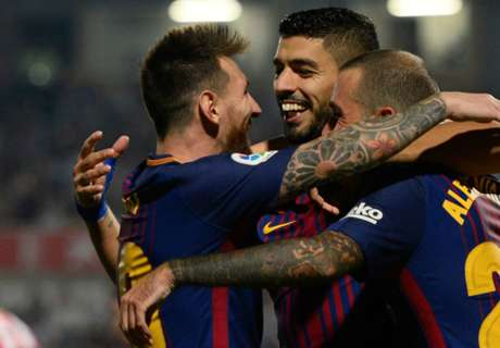 Barcelona vs. Malaga im LIVESTREAM