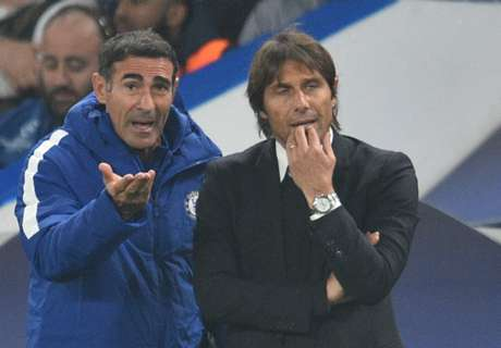 Chelsea and Conte in ruins after Roma collapse